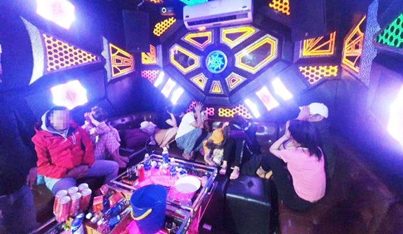 quảng nam,ma túy,karaoke
