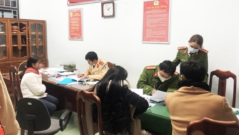 Quảng Nam: Bị kiểm tra nồng độ cồn, 'lòi thêm' hành vi dùng ma túy