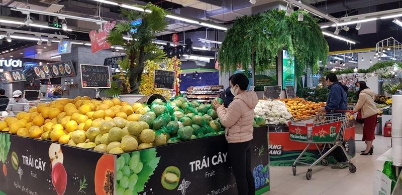 VinMart tổ chức lễ hội vitamin C, khuyến mãi trái cây 'giá sốc'