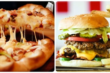 Đâu là món ăn nhanh phổ biến nhất thế giới?