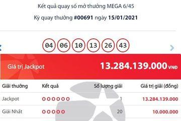 Xuất hiện tỷ phú Vietlott thứ 5 ở Đà Nẵng khi có chiếc vé trúng Jackpot tiền tỷ