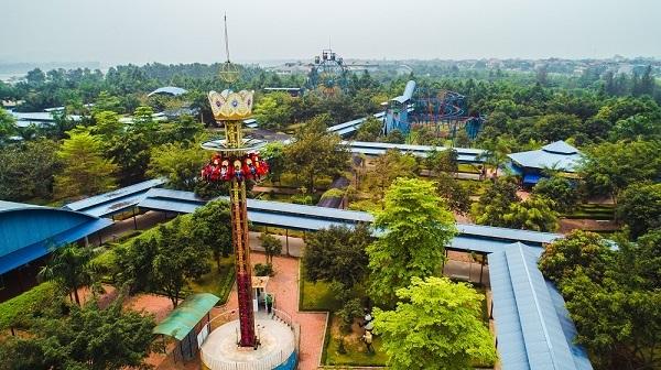 Đại gia sở hữu loạt khu vui chơi, nghỉ dưỡng Ao Vua, Đảo Ngọc Xanh là ai?