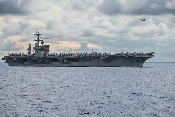 tên lửa,quân đội iran,tàu sân bay