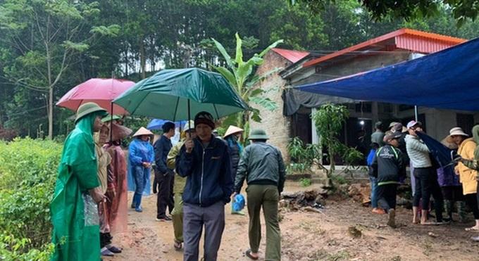 Phú Thọ: Vợ về nhà ngoại, người đàn ông sát hại 2 con nhỏ rồi tự tử?