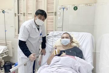 Cứu bệnh nhân đa chấn thương bị tắc mạch do huyết khối