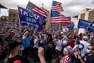 Mỹ đang đối mặt với 'bi kịch' gì trước lễ nhậm chức Tổng thống?