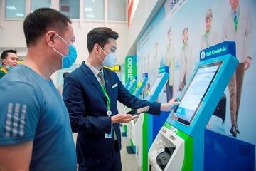 Bamboo Airways triển khai dịch vụ check-in tự động tại kiosk, tăng tốc chuyển đổi số