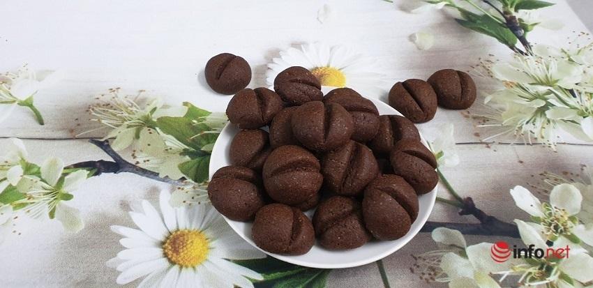 Cách làm bánh quy hạt cà phê 8