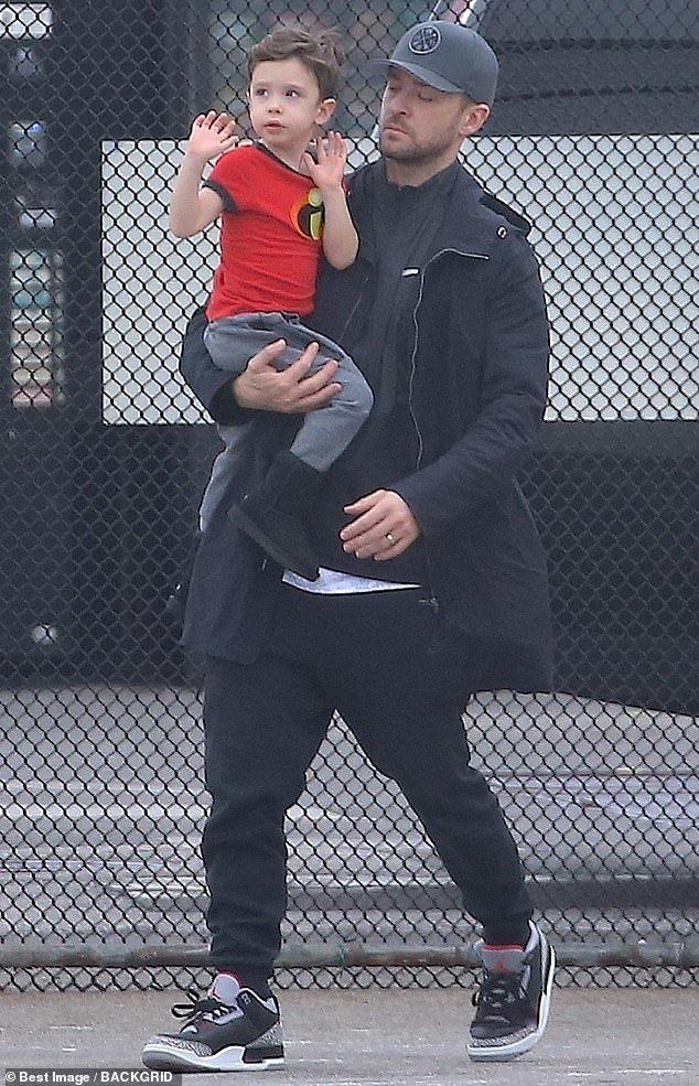 Justin Timberlake,ông bố nổi tiếng