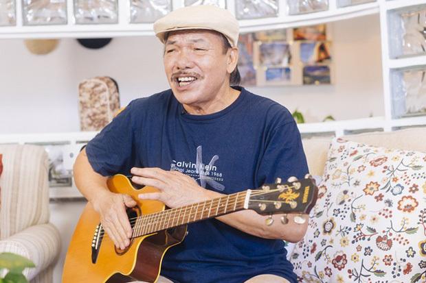 Nhạc sĩ Trần Tiến