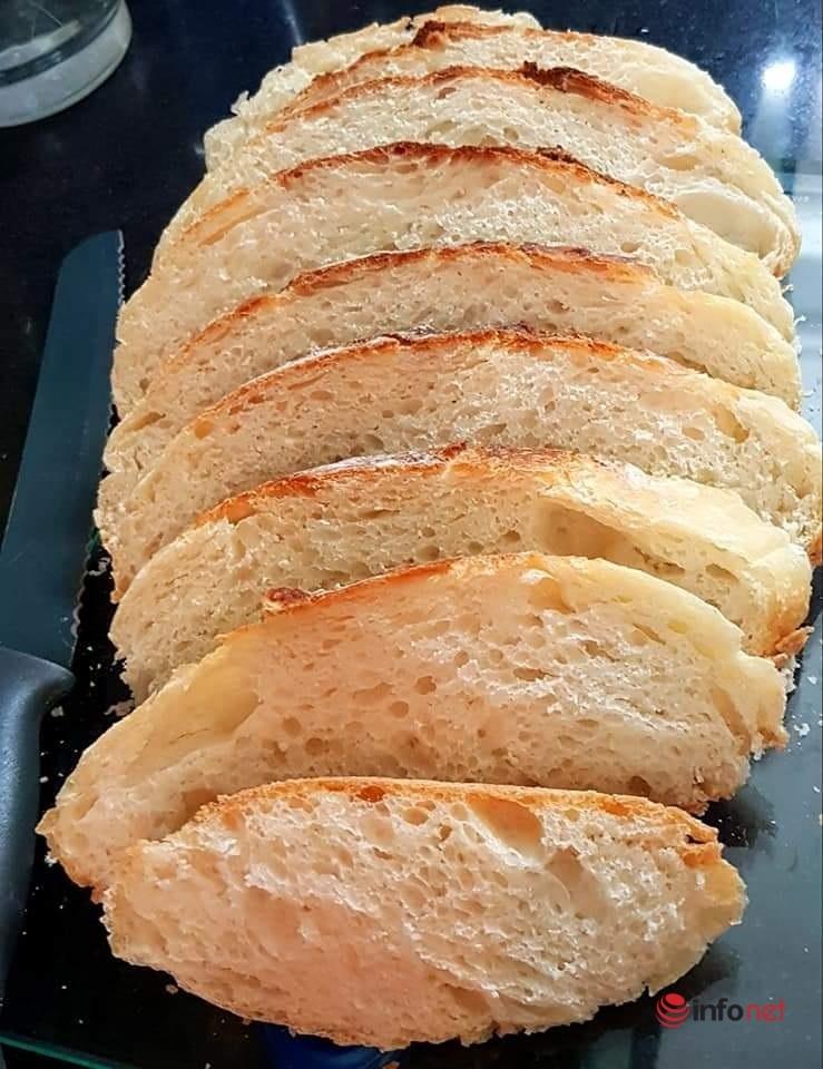 Cách làm bánh mì tại nhà 1