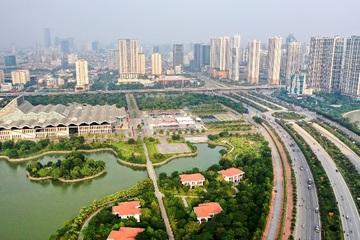 Những động lực thúc đẩy thị trường BĐS Tây Hà Nội