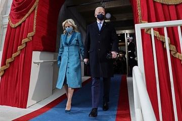Điều đặc biệt về trang phục nhậm chức của vợ chồng tân Tổng thống Biden