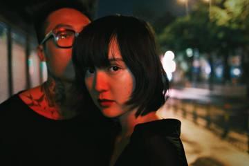"""Hình ảnh Hải Tú và người yêu cũ bị """"đào"""" lại giữa bão tin đồn Sơn Tùng MTP chia tay Thiều Bảo Trâm"""
