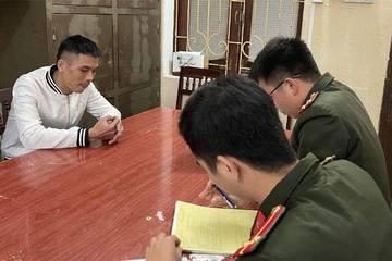 Thanh Hóa: Xử phạt đối tượng phát video lên mạng xã hội vu khống lực lượng công an