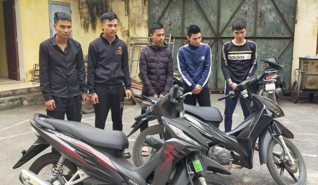 Truy bắt đối tượng cầm đầu ổ nhóm đuổi chém nhau trên phố ở Thanh Hóa