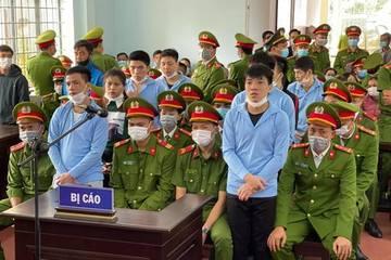 Tuyên án 71 năm tù cho nhóm đục két sắt UBND xã trộm hàng trăm triệu đồng