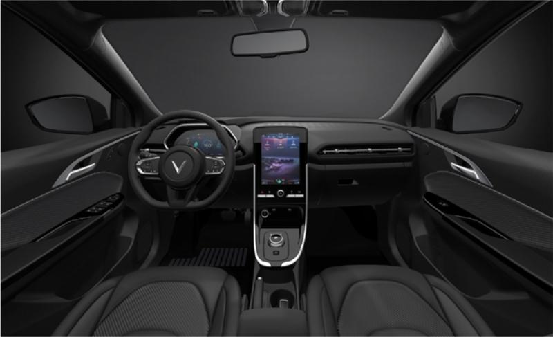VinFast ra mắt 3 dòng ô tô điện thông minh