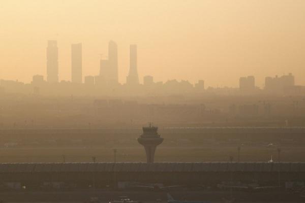 ô nhiễm không khí,Tây Ban Nha