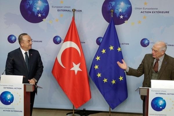 Thổ Nhĩ Kỳ,liên minh châu âu,EU