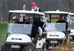 Video ông Trump xuất hiện lần đầu tiên sau khi mãn nhiệm