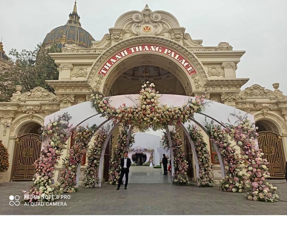 đám cưới khủng ninh bình 1