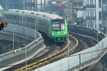 Đường sắt Cát Linh – Hà Đông chưa đạt chuẩn về phòng cháy