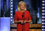 Vẻ đẹp rạng ngời của Đệ nhất phu nhân Mỹ Jill Biden
