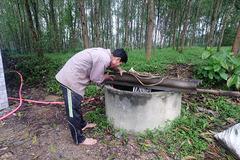 Gần 500 hộ dân ở xã chuẩn nông thôn mới phải chờ nước sạch bao lâu nữa?