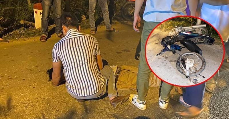 Quảng Nam: Va chạm với xe bán tải trên quốc lộ, 2 người đi xe máy tử vong