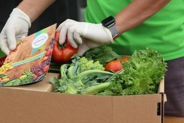 Hộp quà Tết rau củ quả đặc sản chỉ vài trăm ngàn bán nghìn hộp mùa Tết