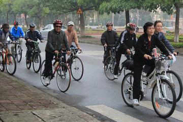 Những sai lầm khi đạp xe rèn luyện sức khoẻ