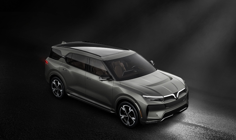 Chuyên gia phân tích 'ẩn ý' trong 3 mẫu ô tô điện mới ra mắt của VinFast