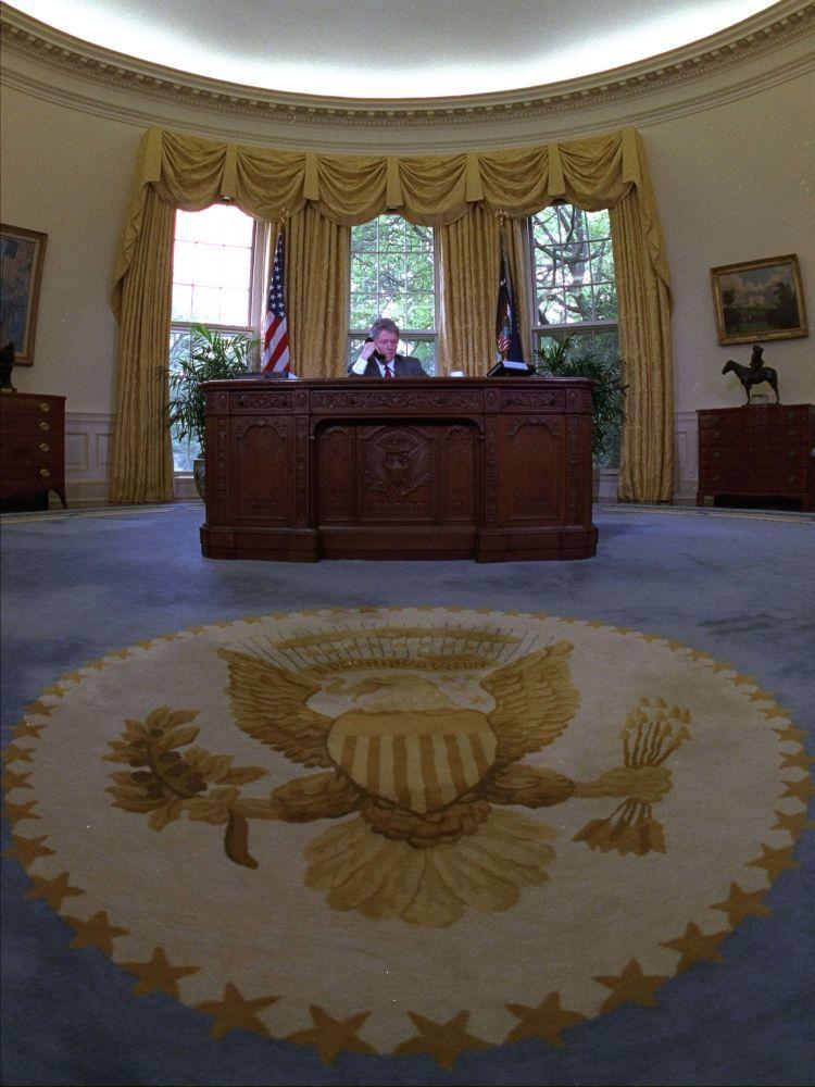 Phòng Bầu dục của Nhà Trắng qua các đời Tổng thống Mỹ