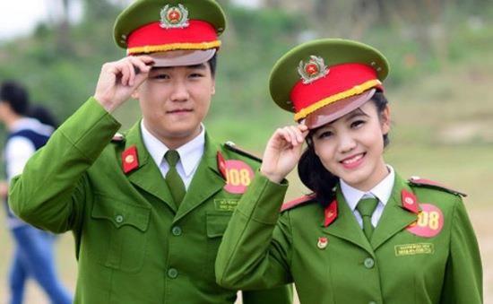 xét tuyển trường công an, quân đội 2021