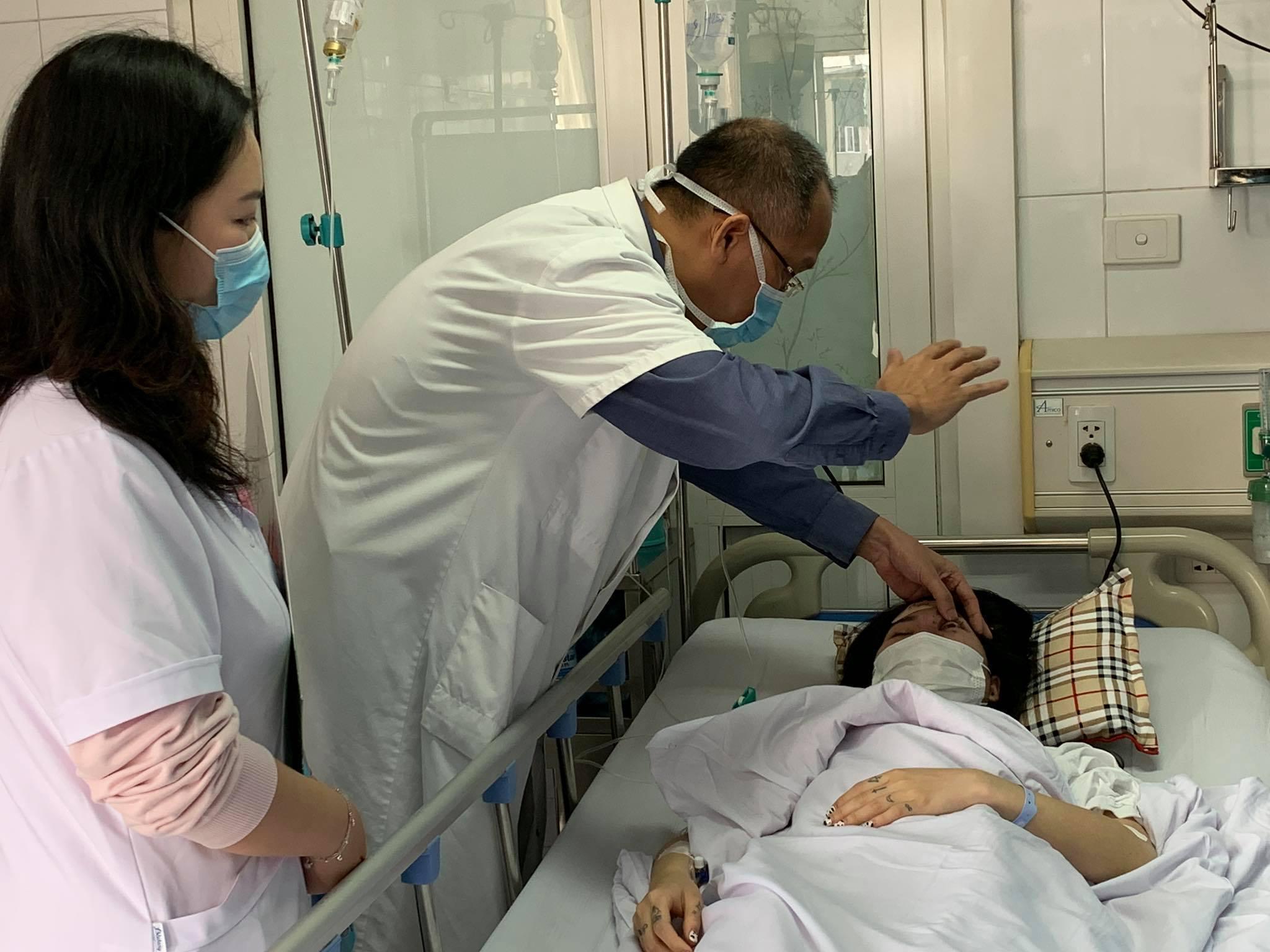Tiêm filler nâng mũi làm đẹp, thiếu nữ ở Bắc Ninh bị mù, hoảng loạn