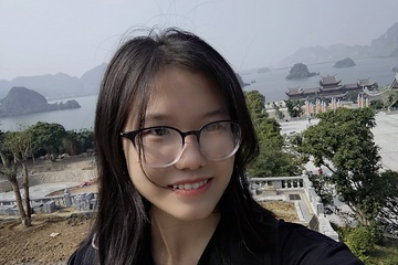 Nữ sinh chuyên Hóa đoạt giải nhất Lịch sử HSG quốc gia