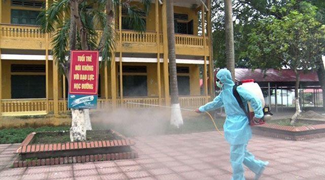 Học sinh Hải Dương nghỉ học phòng chống dịch bệnh Covid-19