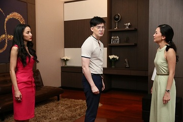Bố mẹ chồng cho căn hộ nhưng không chịu sang tên, con dâu làm điều khiến cả nhà loạn cào cào