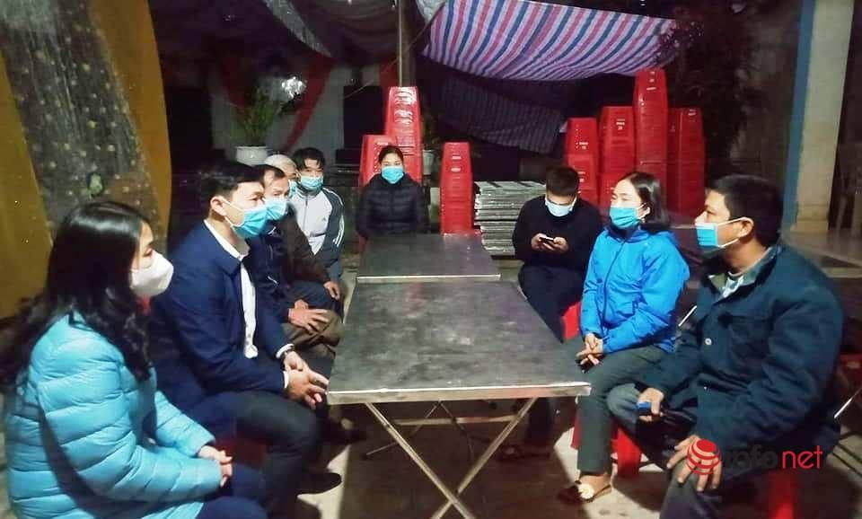 Cặp đôi từ Quảng Ninh về Nghệ An hoãn đám cưới để cách ly, phòng dịch