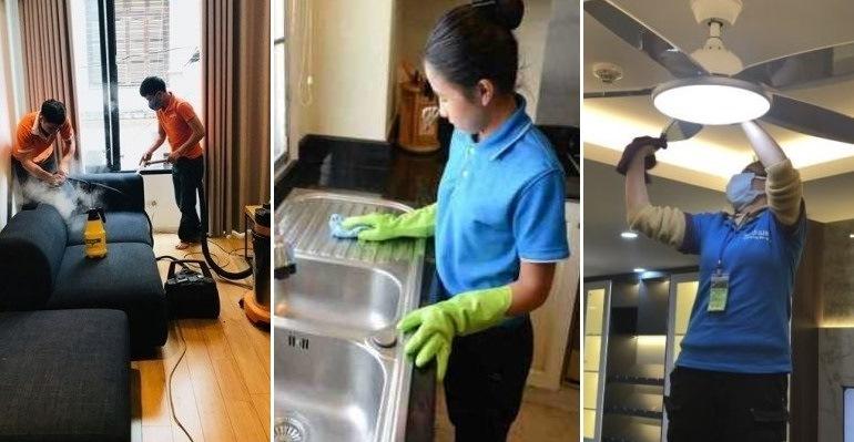 Dịch vụ dọn nhà 'hốt bạc' ngày cận Tết, công ty chốt lịch trước cả tuần, khách gọi muộn bị từ chối