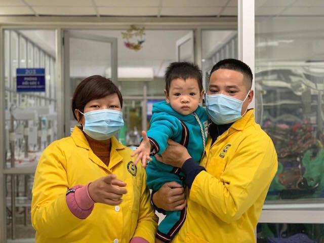 Xúc động cuộc 'viếng thăm' bất ngờ của sản phụ ung thư giai đoạn cuối quyết giữ con Nguyễn Thị Liên