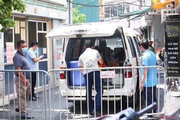 Bệnh nhân Hà Nội mắc Covid-19 là bộ đội, vừa về quê dự đám cưới ở Thái Bình