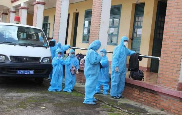 Đắk Lắk: Đã có kết quả về các trường hợp F1, F2 liên quan đến ca mắc Covid-19 ở Gia Lai