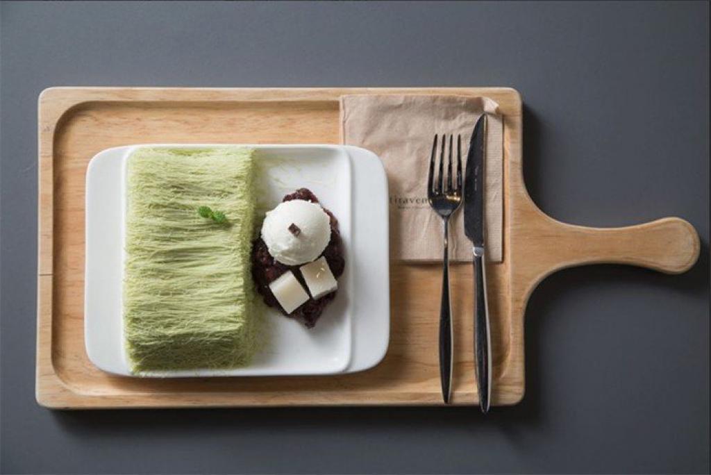 Món đá bào như món mì hảo hạng trong nhà hàng 5 sao ai nhìn cũng phát thèm