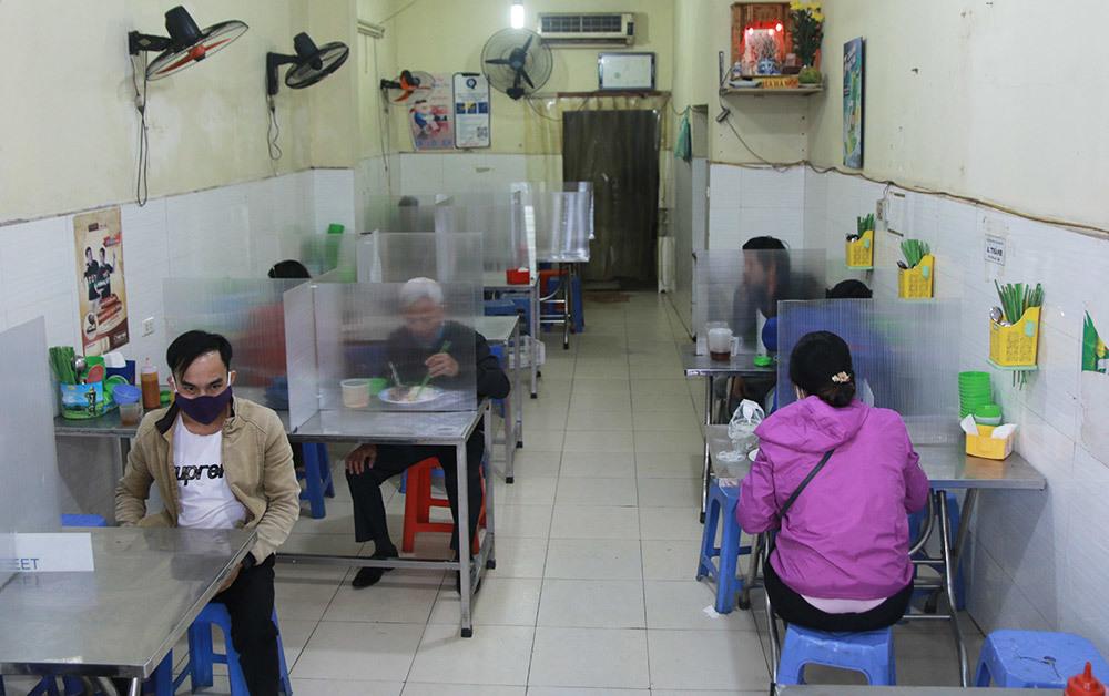 Hà Nội,phòng chống dịch,vui chơi giải trí,quán bar,karaoke,quán ăn,tạm dừng hoạt động