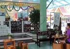 Ngồi ghế quan tài uống cà phê ở Thái Lan