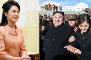 Phu nhân của Chủ tịch Triều Tiên Kim Jong-un không xuất hiện suốt 1 năm