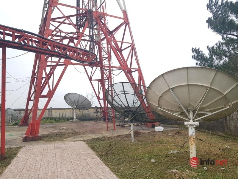 Trạm phát sóng,Thiên Tượng,Kỹ thuật viên,Đài PT-TH Hà Tĩnh,Hồng Lĩnh