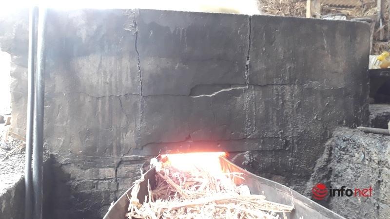 'Thủ phủ' mật mía xứ Thanh ngày giáp Tết, đỏ lửa nấu mật suốt ngày đêm